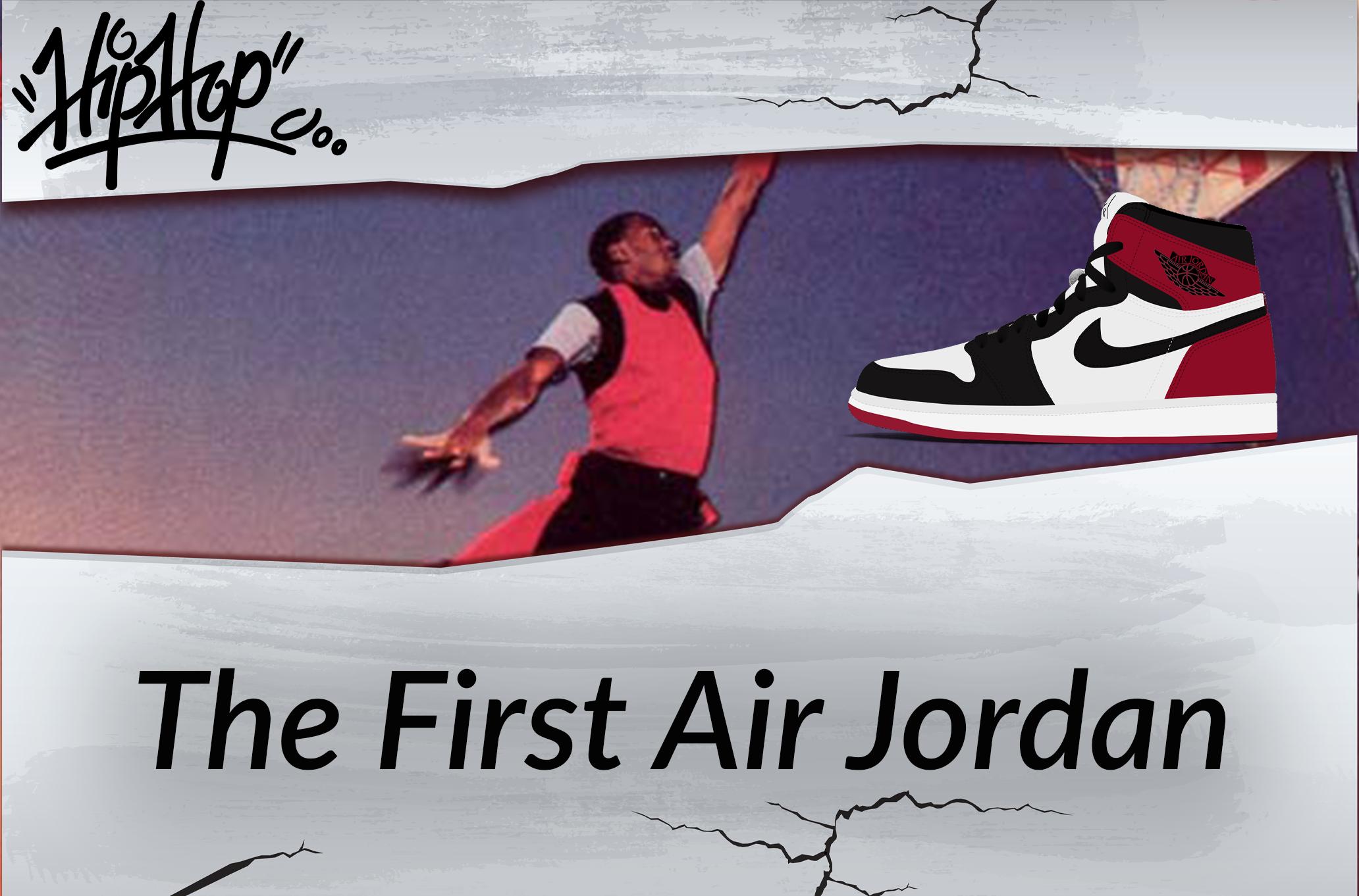 İlk Air Jordan'ın Hikayesi