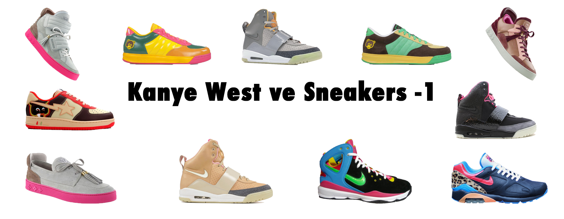 Kanye west ve Sneakers