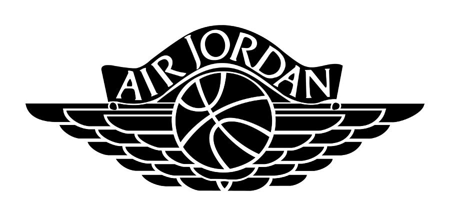 Air Jordan Wings Logo