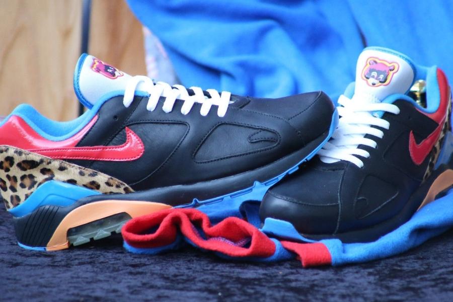 Kanye West x Nike Air 180