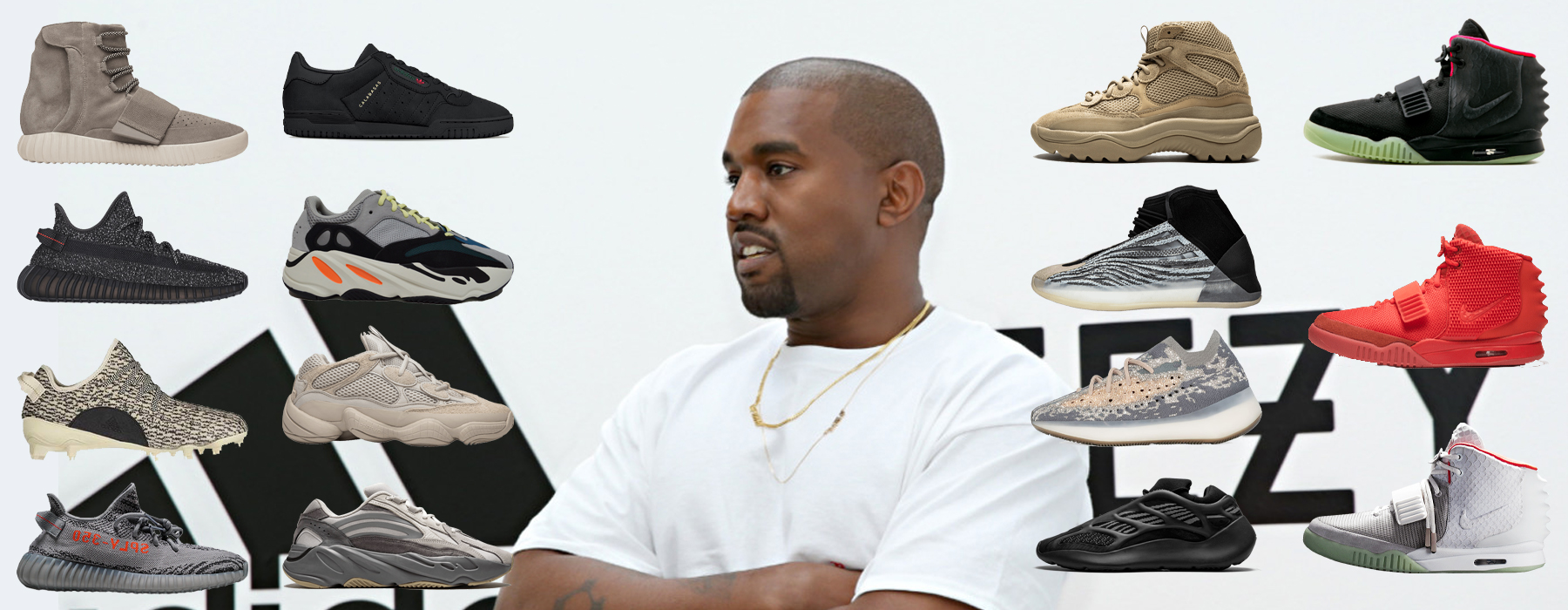 Kanye West ve Sneakers -2